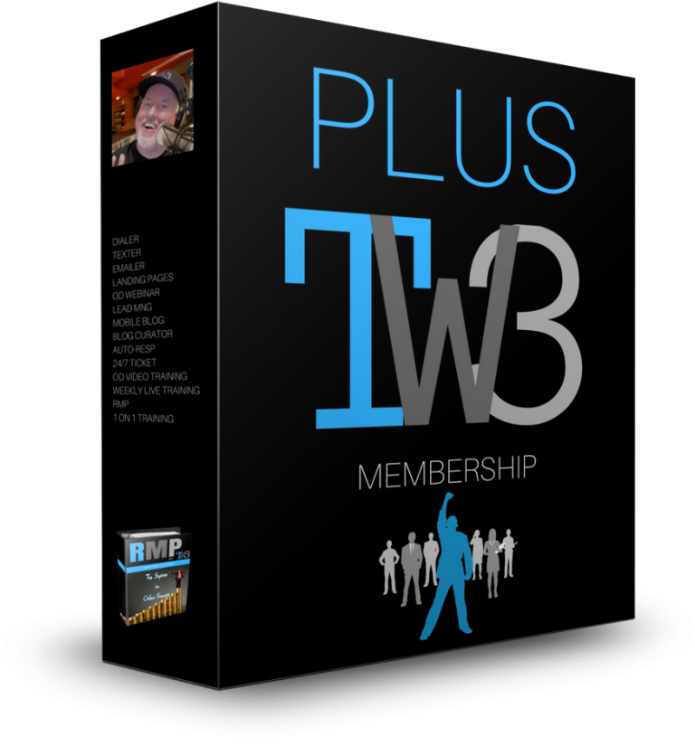 TW3 software Plus Package