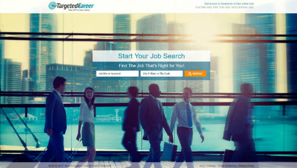 Targeted Career finder